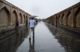 نانیوز_اصفهان ؛شرایط ناپایدار آب و هوای اصفهان تا پایان هفته