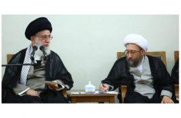 آیتالله آملی لاریجانی رئیس مجمع تشخیص مصلحت نظام شد