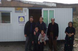 تشریح کمک های مالی بیمه پاسارگاد به زلزله زدگان کرمانشاه