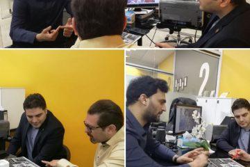 شرکت ارزیابان خسارت ایرانیان پوشش،امسال، پر قدرت و با توانمندی های بیشتر در نمایشگاه بورس، بانک و بیمه شرکت می کند.