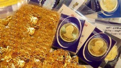 عکس از قیمت طلا، سکه و دلار امروز ۱۳۹۸/۰۴/۰۲