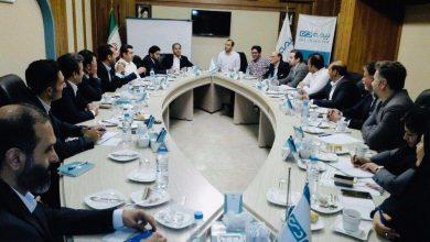 """عکس از نشست کمیته بهبود و تدوین """"طرح جبران"""" بیمه دی برگزار شد"""