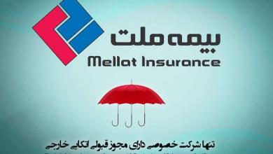 عکس از طراحی اپلیکیشن اختصاصی کارت اعتباری بیمه ملت در دستور کار قرار گرفت