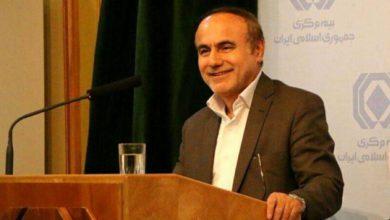 عکس از رتبه سوم ایران در منطقه در شاخص ضریب نفوذ بیمه