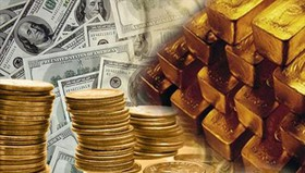 عکس از قیمت ارز/طلا/سکه/۸بهمن ۹۸