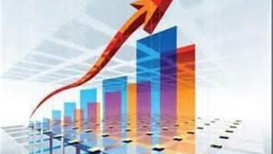 عکس از شاخص بورس در جریان معاملات امروز بازار سرمایه، به ارتفاع ۵۸۰ هزار واحد صعود کرد.
