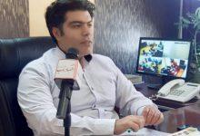 عکس از تبریک مدیرمسئول خبرگزاری اقتصادناب به مناسبت بزرگداشت مقام شامخ خبرنگار