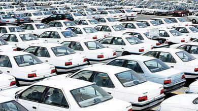 عکس از قیمت روز خودرو در ۱۴ اردیبهشت