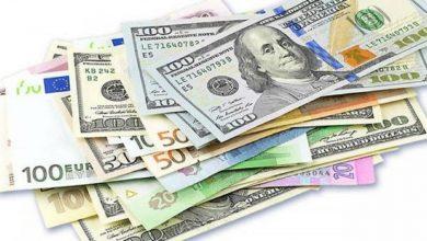 عکس از نرخ ارز بین بانکی در ۲۳ مرداد؛ نرخ رسمی ۲۵ ارز افزایش یافت