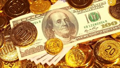 عکس از قیمت طلا، قیمت سکه، قیمت دلار و قیمت ارز امروز ۹۹/۰۷/۱۰