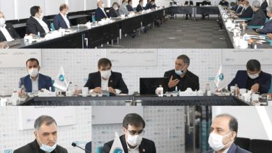 عکس از تصویب شرایط عمومی برگزاری مناقصات بیمه ای در شورای عمومی سندیکا