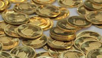 عکس از قیمت سکه و طلا در سوم آبان