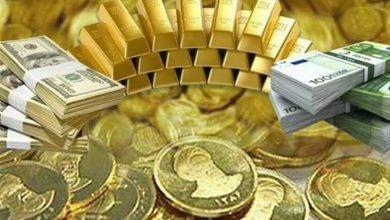 عکس از قیمت طلا، قیمت سکه، قیمت دلار و قیمت ارز امروز ۹۹/۰۷/۲۸