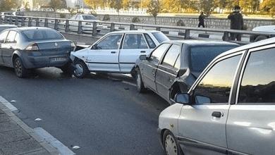 عکس از عدم پرداخت خسارت به خودروها در ساعات منع تردد شبانه صحت ندارد